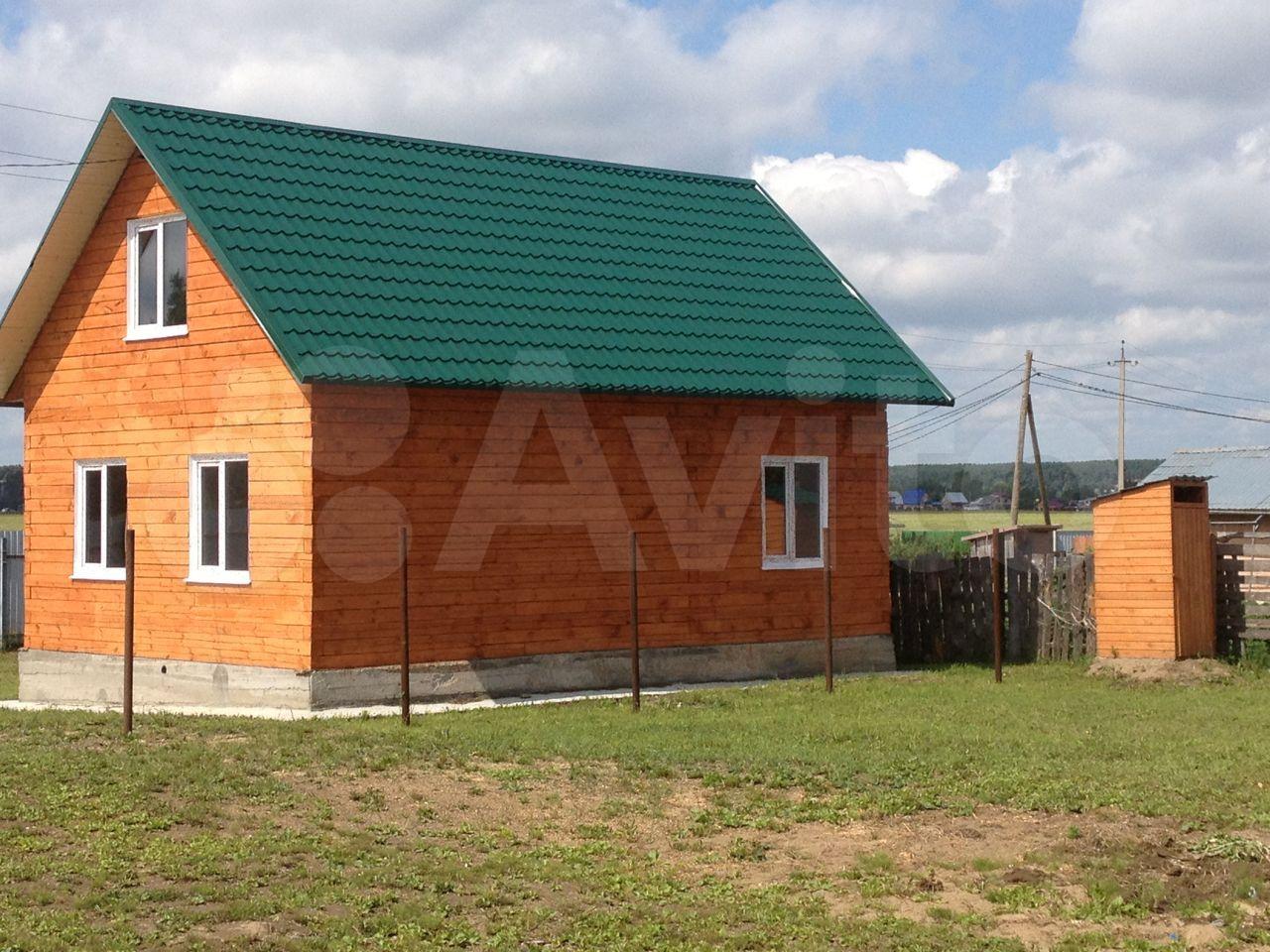 Дом 96.8 м² на участке 6 сот.  89627826259 купить 1