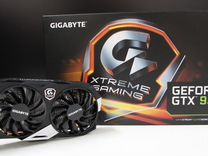 Видеокарта gigabyte geforce gtx 950 xtreme gaming