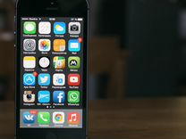 iPhone 5s, 256GB, Space Grey