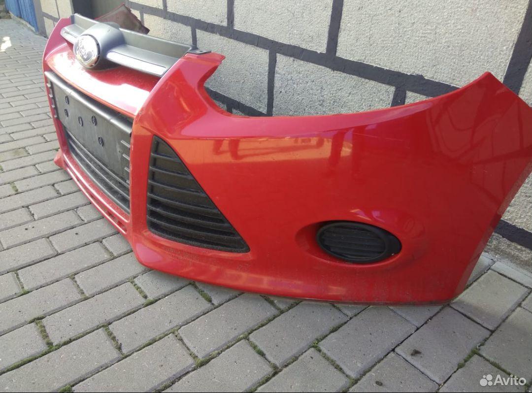 Бампер Форд фокус 3 оригинал