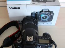 Canon 60D + Zoom-объектив Canon 18 - 200 мм