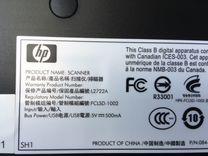 Cканер HP
