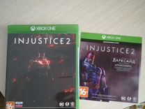 Продам игру injustice 2 на Xbox ONE