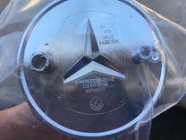 Эмблема Mercedes Benz оригинал