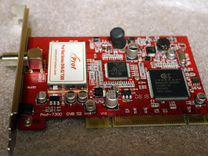 Спутниковый Ресивер Prof Red DVB- S2 7300 PCI