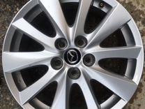 Диски R17 Mazda CX 5 2015