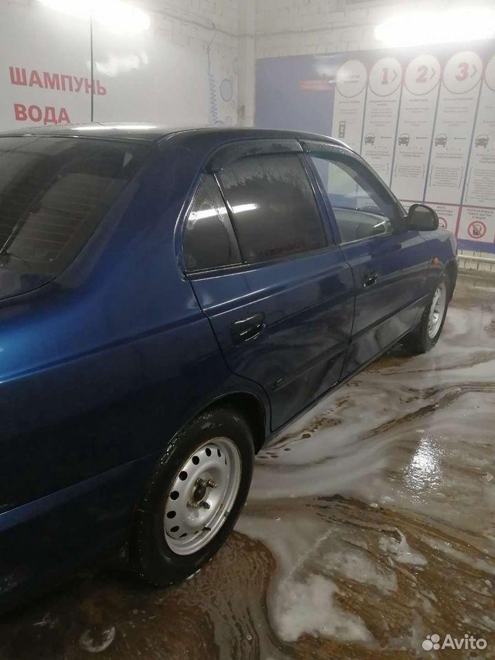 Hyundai Accent, 2008 89659227910 купить 9