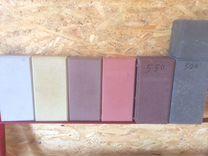 Брусчатка кирпич серая 4.5, бетонные Кольца жби це