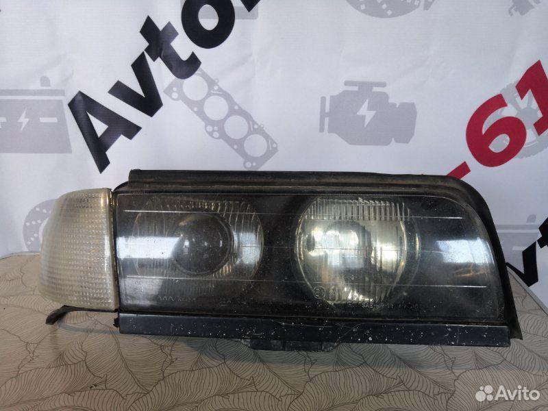 Фара передняя правая Bmw 7 E38 1995  89381164302 купить 1