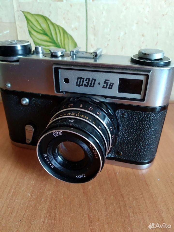 Пленочный фотоаппарат фэд 5В 89109494548 купить 1