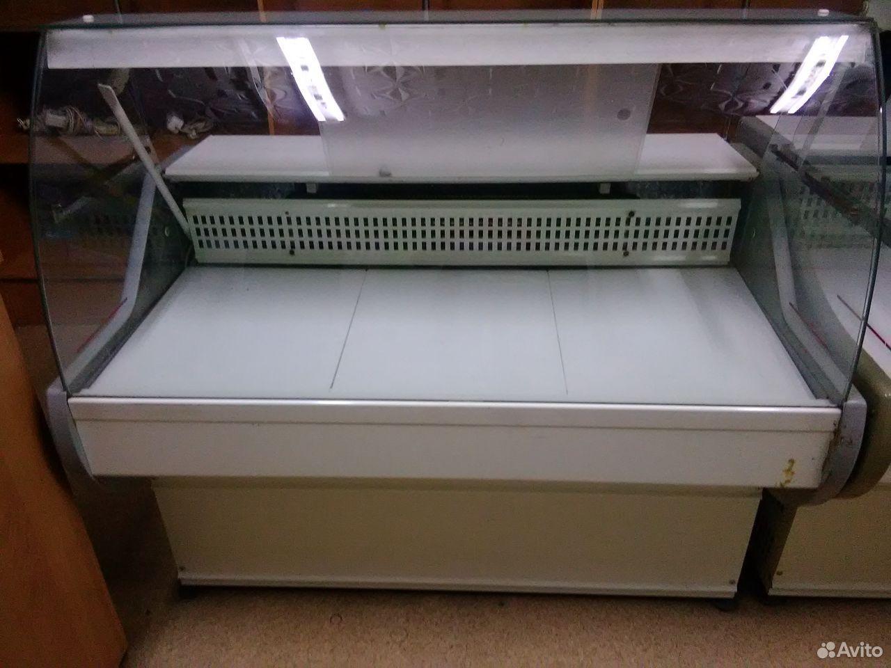 Холодильная витрина иней 4 мп и 5 мп