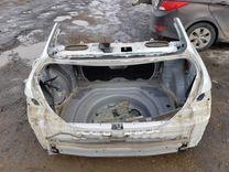 Тойота Камри 40 (2006-2011) задняя часть кузова