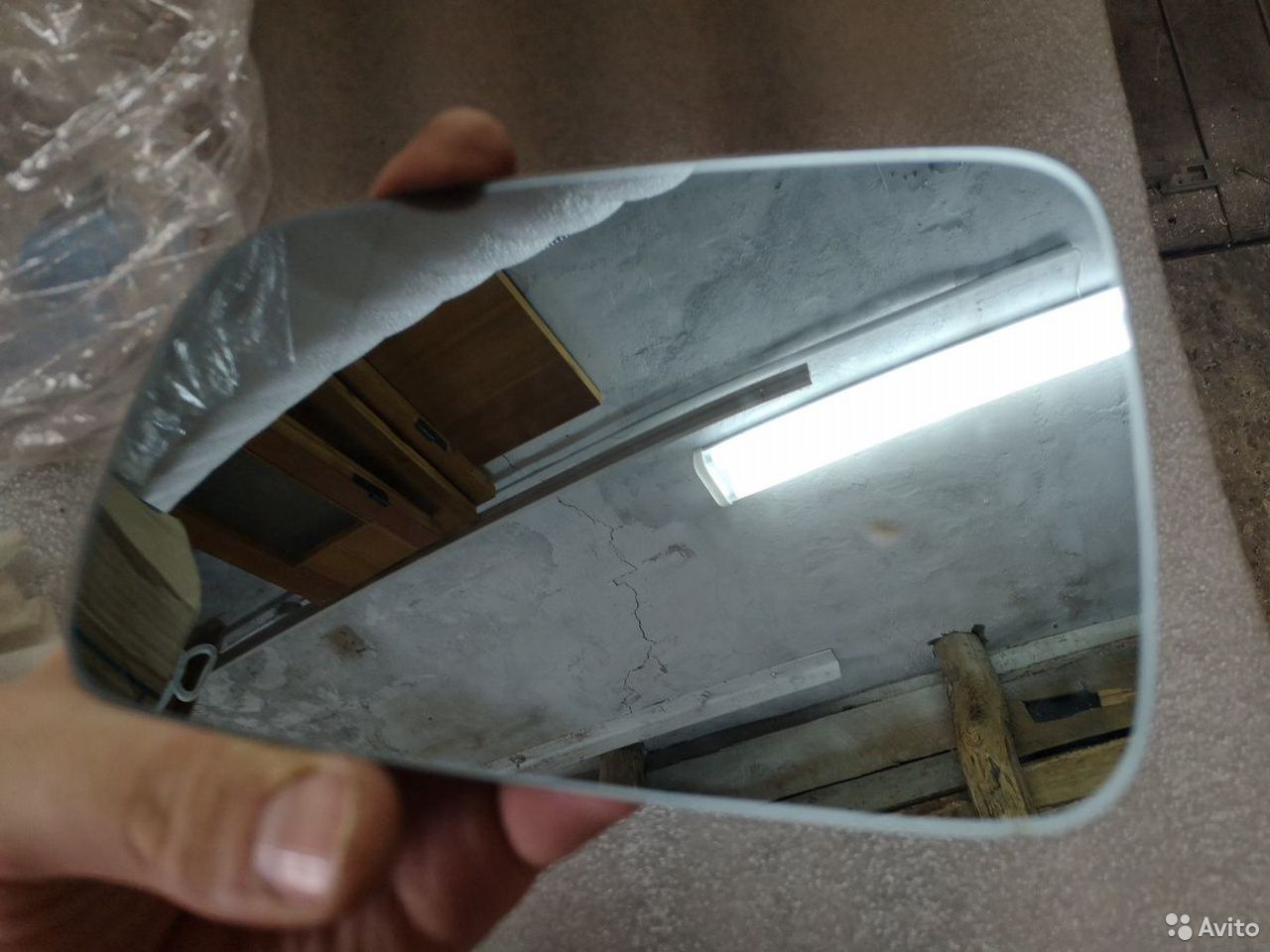 Зеркальный элемент бокового вида bmw e46 coupe