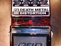 Педаль для металлюг DOD FX86B Death Metal Distorti