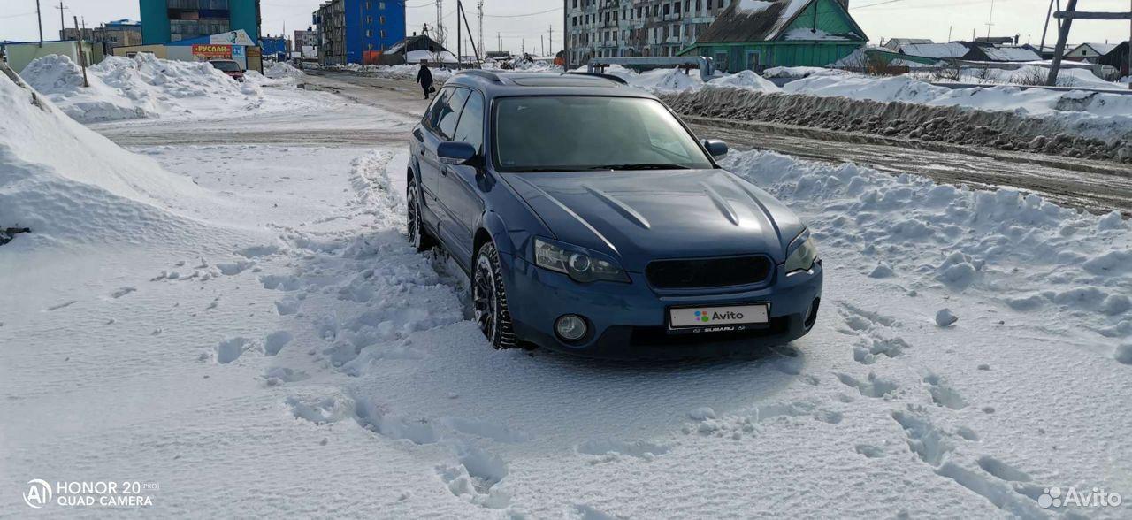 Subaru Outback, 2004  89147804316 купить 1