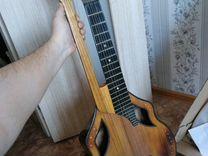 Гитара двухгрифовая антикварная