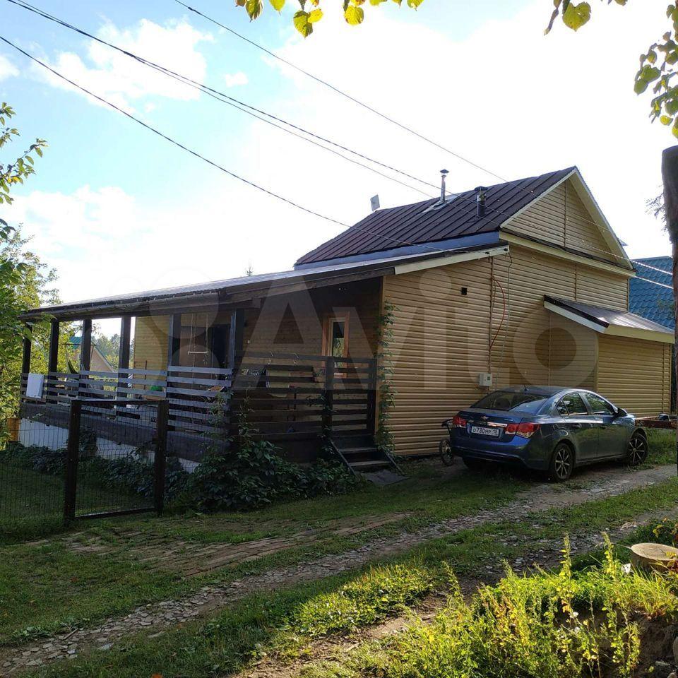 Дом 108 м² на участке 10 сот.  89068977751 купить 2