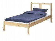 Кровать Фьельсе икеа односпальная