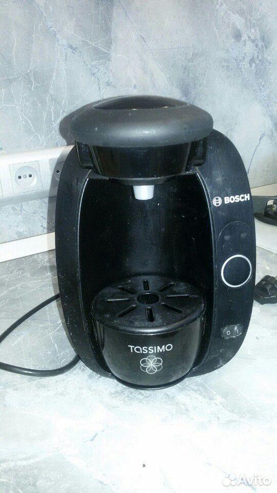 Кофеварка капсульная bosch  89084801073 купить 2