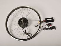 Мотор-колесо редукторное 350вт + контроллер