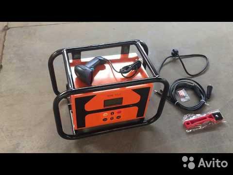 Электромуфтовый сварочный аппарат 84952660746 купить 1